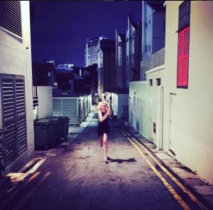 Running Singapore